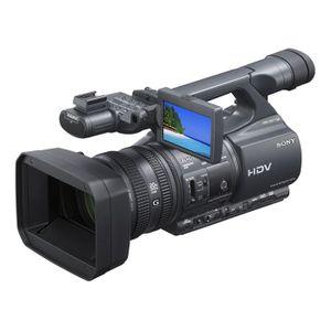 CAMÉSCOPE NUMÉRIQUE SONY HDR-FX1000