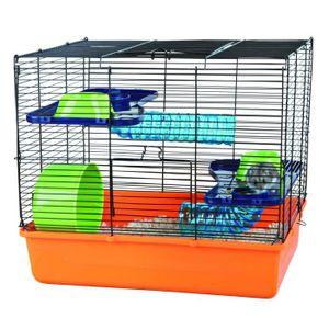 CAGE TRIXIE Cage avec équipement de base pour rongeur