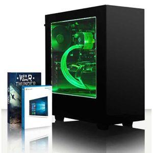 UNITÉ CENTRALE  VIBOX Submission 29.115 PC Gamer - AMD 8-Core, Gef