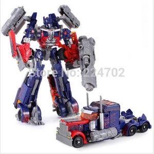 POUPÉE Transformer 4 transformateurs Optimus Prime Lot Ac