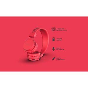 CASQUE - ÉCOUTEURS RYGHT R481665-N LUMINA 2 Casque Bluetooth - 3.7 V