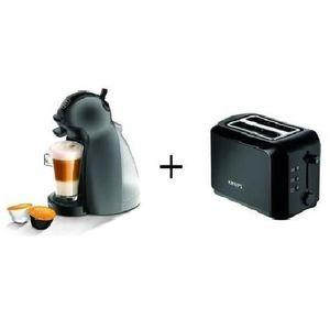 MACHINE À CAFÉ Pack KRUPS NESCAFE DOLCE GUSTO YY2782FD Piccolo -