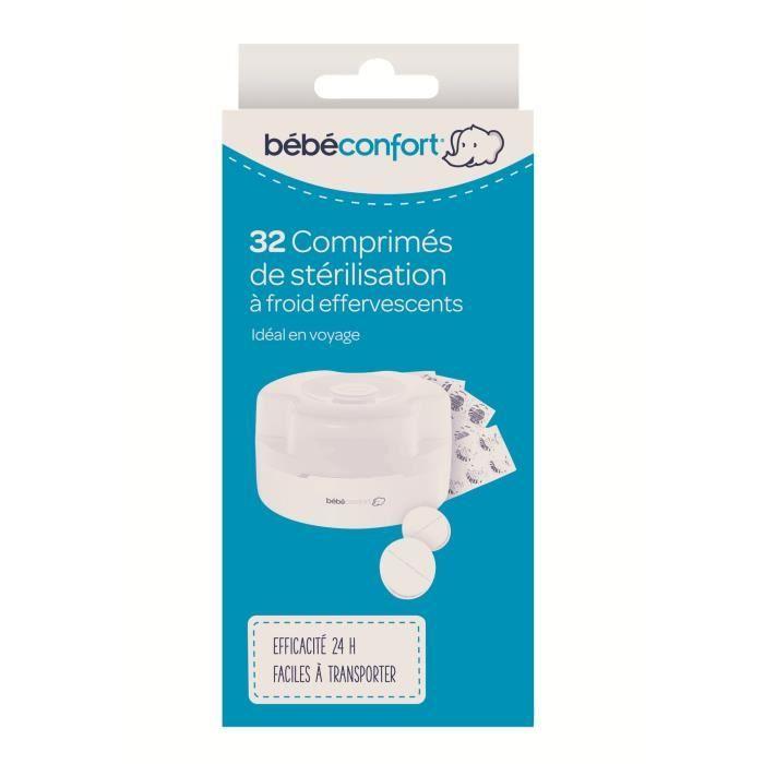 BEBE CONFORT Comprimés De Stérilisation x32