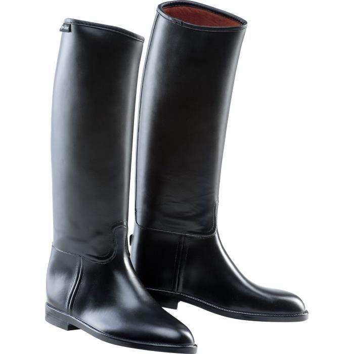 EQUI-THEME Bottes d équitation Riding - Noir 0c17cec244cb