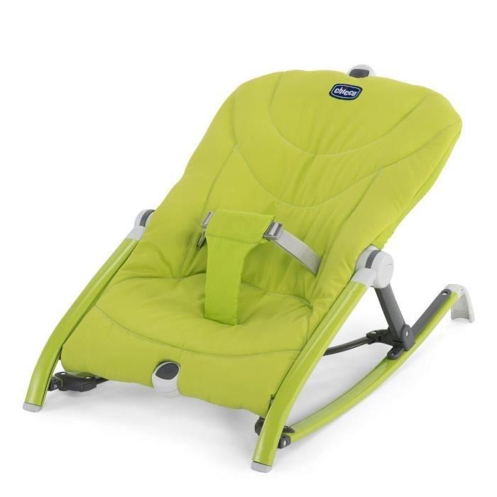 CHICCO Transat Pocket Relax Green