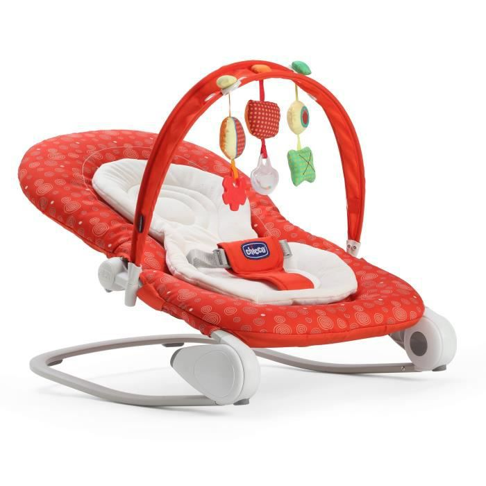 CHICCO Transat Hoopla Red berry
