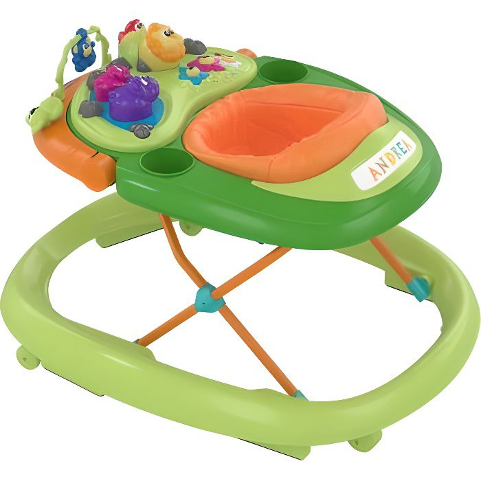 CHICCO Trotteur WALKY TALKY Green Wave