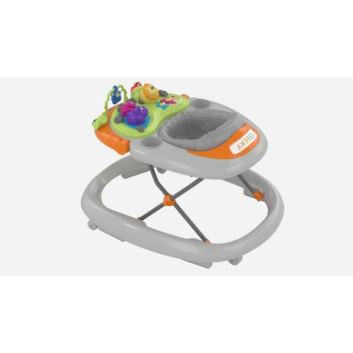 CHICCO Trotteur WALKY TALKY Grey
