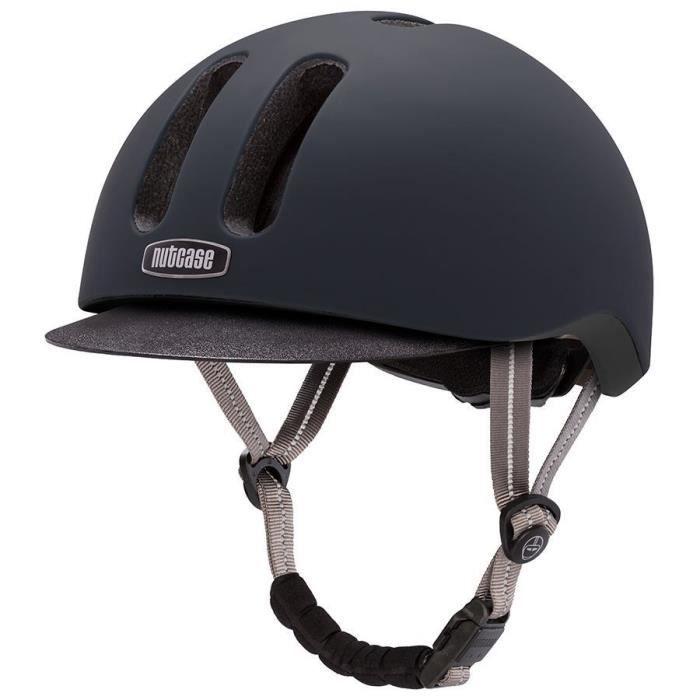 NUTCASE Casque de vélo Metroride - Noir