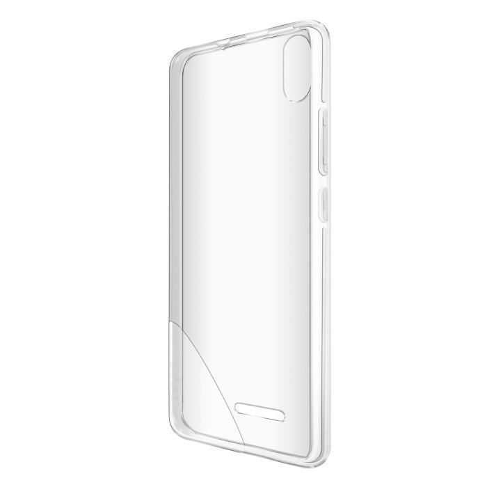 Wiko Coque Crystal pour Lenny 4