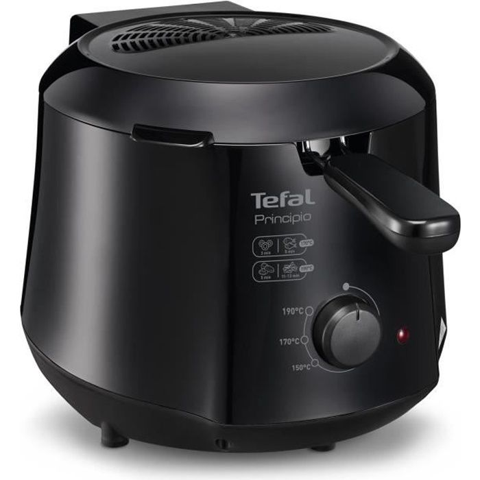 TEFAL FF230831 PRINCIPIO 1.2 L Friteuse électrique compacte