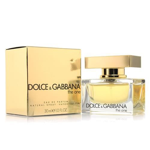 8c77040af05248 Femme parfum the one Dolce   Gabbana EDP 75ml neuf sous blister ...