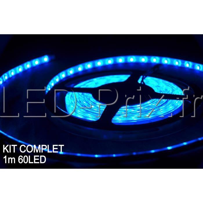 Ruban led bleu 1m - Achat / Vente Ruban led bleu 1m pas cher ...
