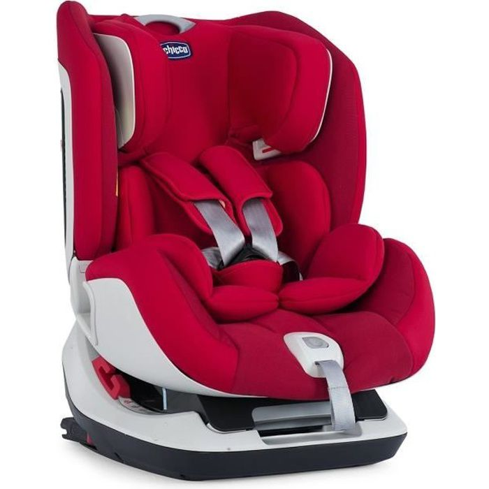 CHICCO Siège Auto Seat-Up - Groupe 0 1 2 - Rouge - Achat   Vente ... cef751868818