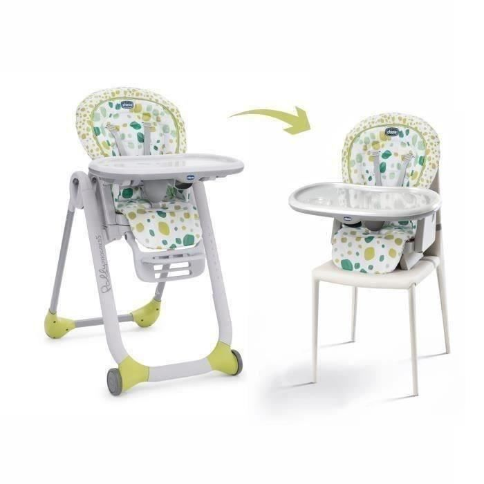 Chaise haute chicco achat vente pas cher for Chaise haute polly magic chicco pas cher