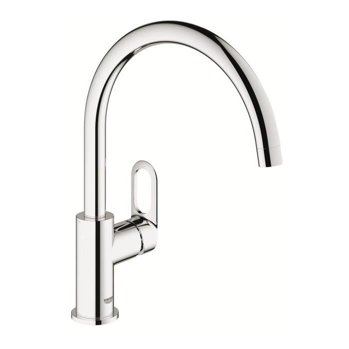 Mitigeur grohe Achat Vente Mitigeur grohe pas cher Cdiscount