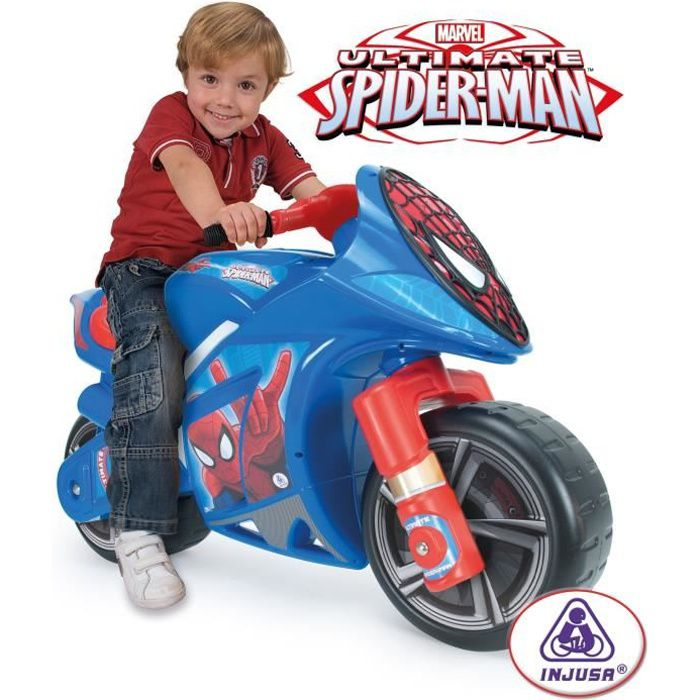 Moto A Pousser Jouet moto porteuse pour enfant - achat / vente jeux et jouets pas chers