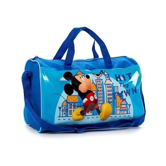 32fed7c31f Sac de Sport pour Enfant MICKEY Hit the Town Disney 20x38x23cm - 231 ...