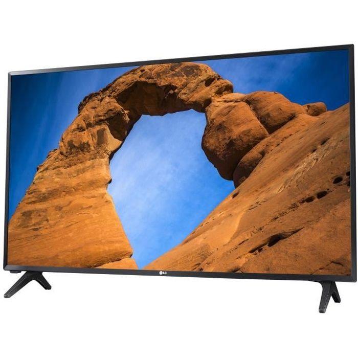 """Téléviseur LED LG 43LK5000 TV LED - Full HD - 43"""" (108cm) - 2 x H"""
