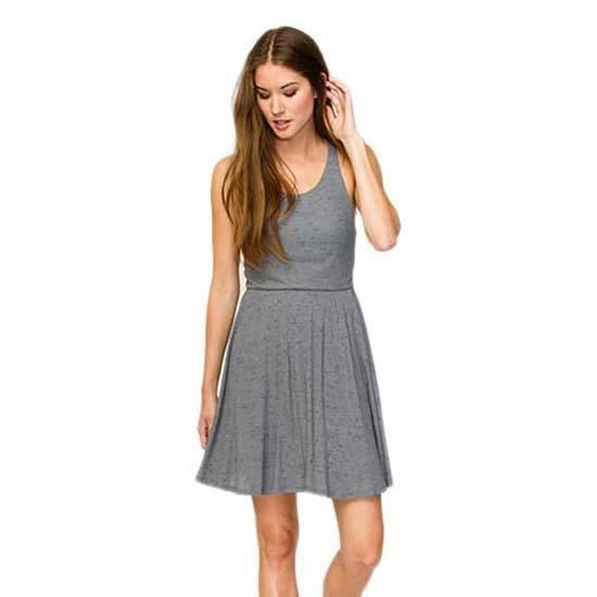 440c311bd8a Vêtements femme Robes Element Rania Gris Gris - Achat   Vente robe ...
