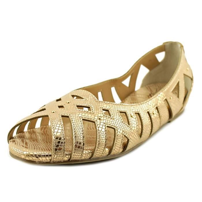 Thalia Sodi Zuly Femmes Large Synthétique Chaussure Plate