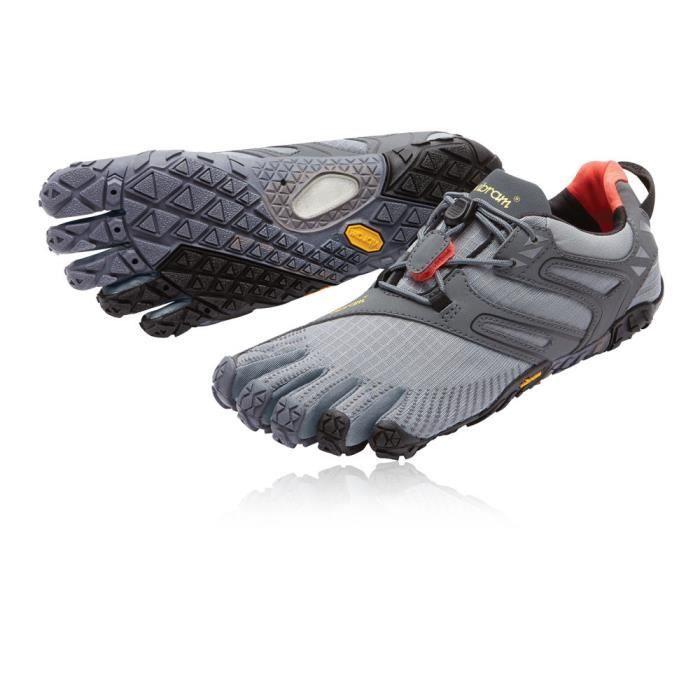 d0fc14d27ba Vibram Femmes Fivefingers V-Trail Chaussures De Running - Prix pas ...