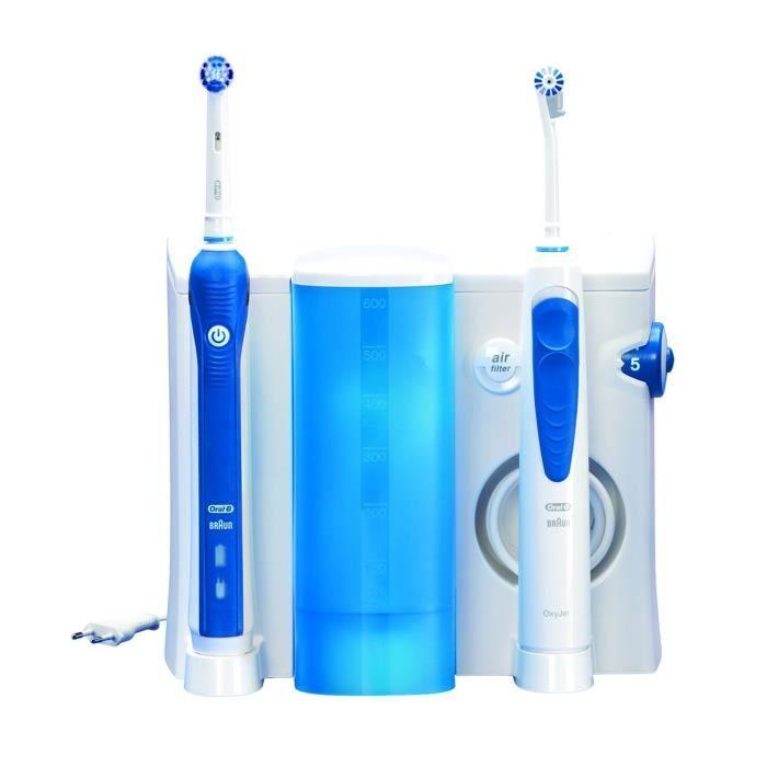 Brosse à dents électrique et hydropulseur - ORAL-B Professional Care ... 21468b6e7370