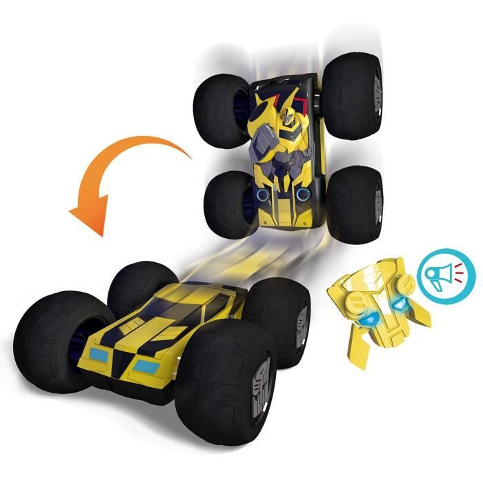 Transformers voiture t l command bumblebee 1 16 achat - Scooby doo voiture ...