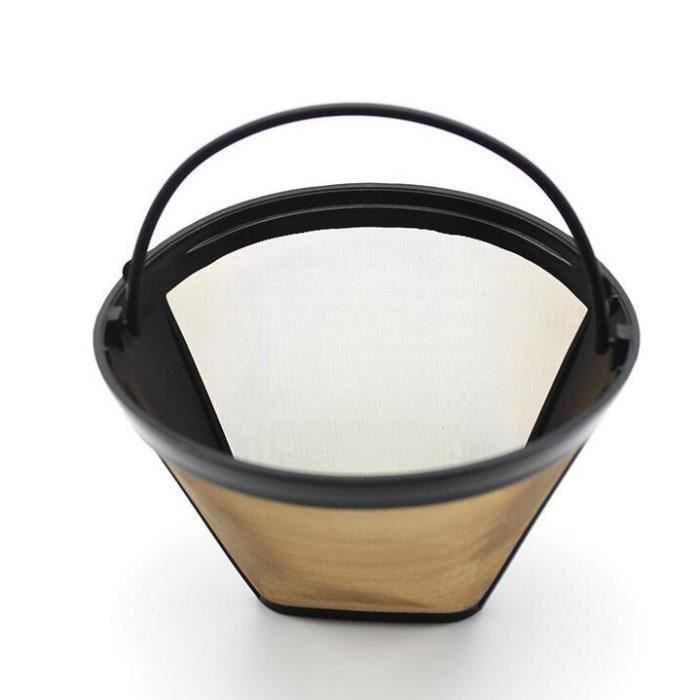 filtre a cafe permanent achat vente pas cher. Black Bedroom Furniture Sets. Home Design Ideas