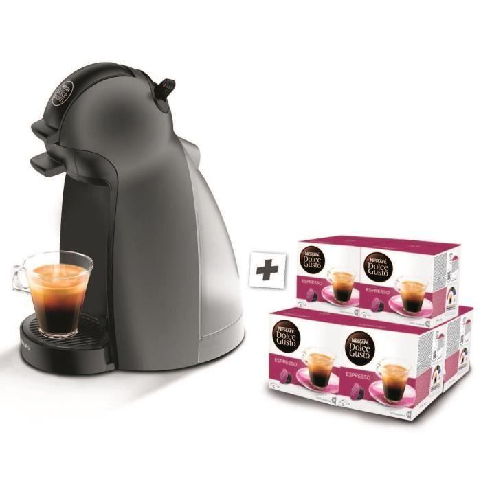 MACHINE À CAFÉ Pack KRUPS NESCAFE DOLCE GUSTO YY2795FD Piccolo  -