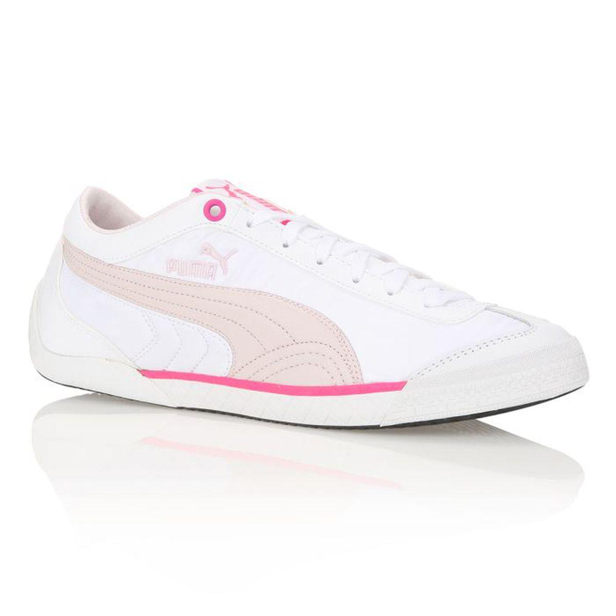 Femme Achat Blanc 2 Chaussures Rose 9 Puma Seasonal Et Sportswear w7XnC