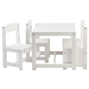 COMMODE DE CHAMBRE HOPPEKIDS Ensemble table et chaises contemporain e