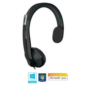 WEBCAM Microsoft Casque LifeChat LX-4000 for Business