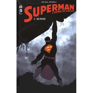 COMICS Superman, l'homme de demain Tome 1