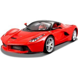 BURAGO Voiture Ferrari Collection La Ferrari Échelle 1/24