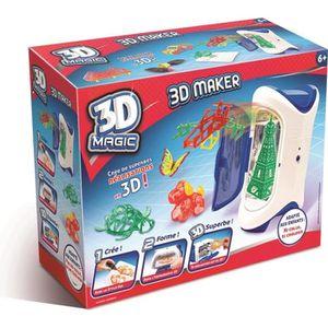 3D MAKER - Imprimante 3D