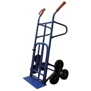HAILO Diable manutention spécial escalier - Chargement 250 kg