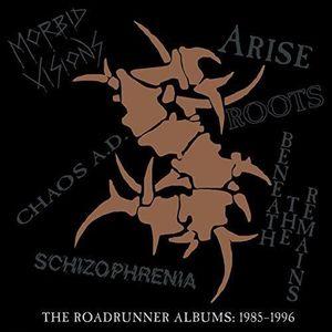VINYLE MUSIQUE DU MONDE Vinyle The Roadrunner Albums 1985