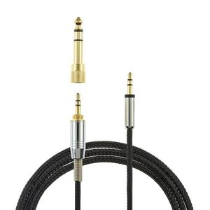 CASQUE - ÉCOUTEURS 1.2m Replacement Audio Cable For Marshall Monitor