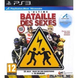 JEU PS3 L'Ultime Bataille des Sexes ( MOVE ) : Playstation