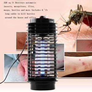 LAMPE ANTI-INSECTE Portable Nuit Lumière Insectes Moustique Électriqu f9dfdc71a645