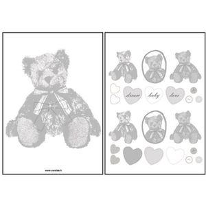 Sticker chambre bébé - Achat / Vente Sticker chambre bébé pas cher ...