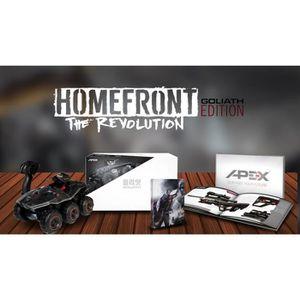 JEU PS4 Homefront : The Revolution Goliath Collector Editi