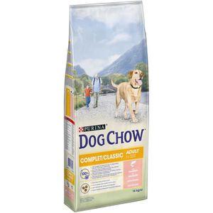 CROQUETTES DOG CHOW Croquettes complet et classic avec du sau