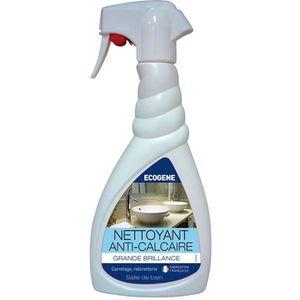 NETTOYAGE SALLE DE BAIN Nettoyant anti-calcaire pour salle de bains 500 mL