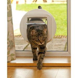 CHATIÈRE - TRAPPE SUREFLAP Adaptateur de montage pour chatière à puc