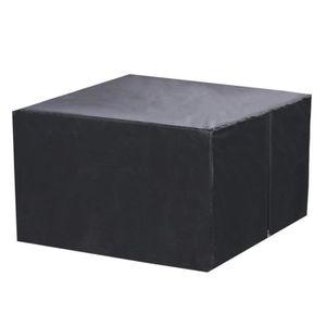 housse table de jardin impermeable - achat / vente housse table de