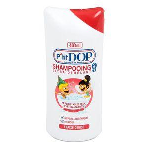 SHAMPOING P'tit Dop Shampooing démêlant fraise et cerise 400