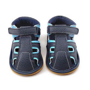 6ff67cac1258d SANDALE - NU-PIEDS Chaussures d été pour enfants bout fermé tout-peti ...