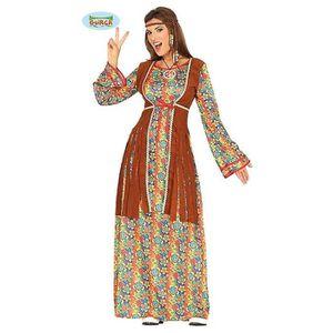 DÉGUISEMENT - PANOPLIE Déguisement Costume - Hippie pour femme adulte des 26b17903d63f